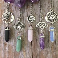 Heart, quartz, Infinity, Jewellery