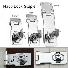 Steel, Door, stainlesssteelhasplock, homesecurity