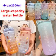 convenientwaterbottle, largecapacitywaterbottle, bigwaterbottle, waterbottle