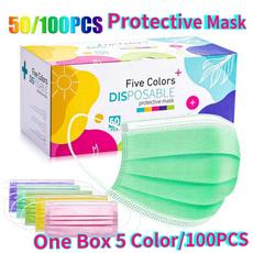 mascherine, 3layermask, Colorful, Masks