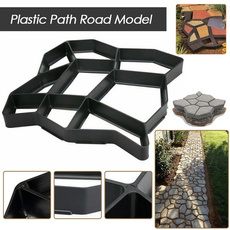 walkmaker, diyplasticmold, pavementmold, stoneroadmold
