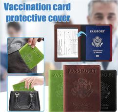cardprotector, vaccinecard, passport, vaccinationcard