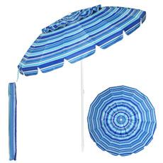 8ftpatioumbrellatilt, patioumbrelladarkcoffee, Outdoor, Umbrella