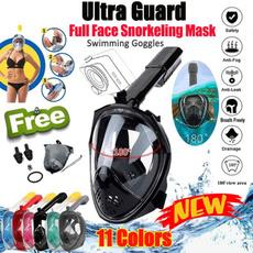 divingmask, Goggles, Waterproof, snorkelingmask
