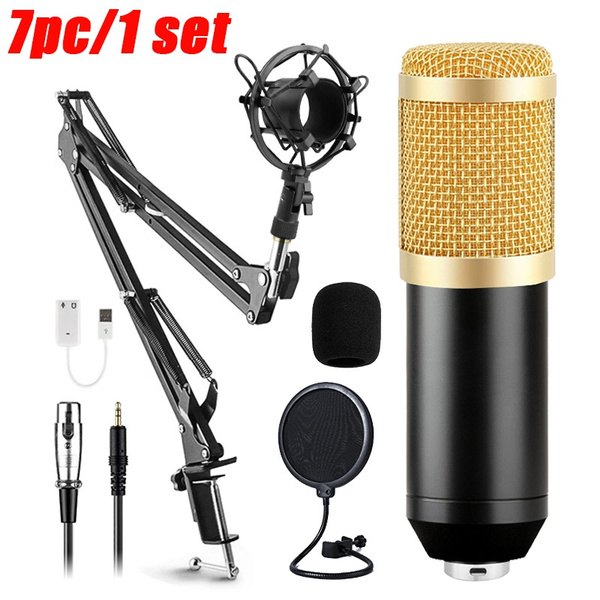 Microphone, bm800, stream, podcasting