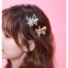 ladiesfashionhairaccessorie, butterfly, Hair Pins, crownbutterflyhairclip
