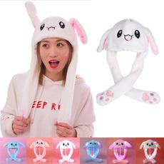 Fashion, led, funnyrabbithat, rabbithat