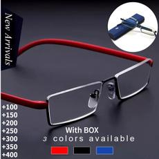Box, lights, Blue light, framelesseyewear