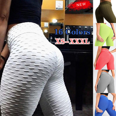 Leggings, Plus Size, Yoga, Waist