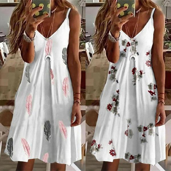 Summer, dressesforwomen, Necks, dressesforwomencasualsummer