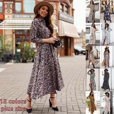 party, Fashion, Print Dresses, Sleeve