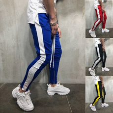 mens Trousers, Fitness, zippers, pants