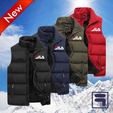 padded, Vest, Fashion, Winter