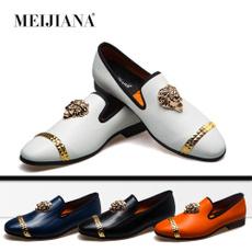 casual shoes, Flats, Men, redbottomsshoe