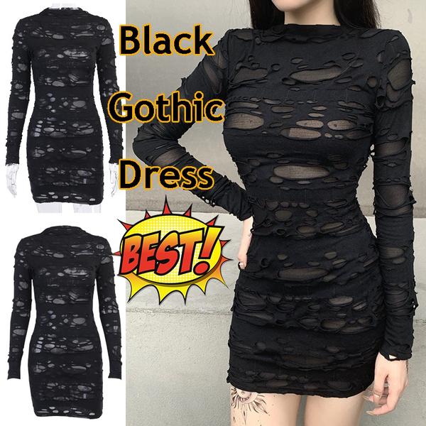 Mini, GOTHIC DRESS, gothic clothing, Dress