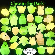 Kawaii, squishiesglowinthedark, Toy, luminousmochisquishy