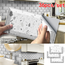 Kitchen, Bathroom, Wallpaper, diywallpaper