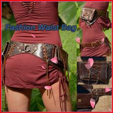 leather wallet, Fashion, Medieval, Belt Bag