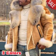 fauxfurjacket, motorcyclejacket, Plus Size, fur