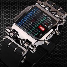 LED Watch, dial, Fashion, led