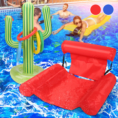 Summer, waterhammock, Inflatable, Cross