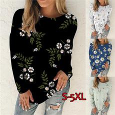 Tops & Blouses, Plus Size, Cotton Shirt, Winter