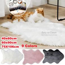 sheep skin, fur, Carpet, Sofas