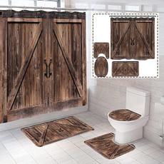 Bath, Bathroom, Bathroom Accessories, Door