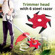 lawnmowerblade, Steel, brushcutter, Grass