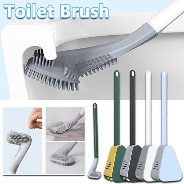 banheiro, Bathroom, toiletcleaningbrush, toiletcleaning