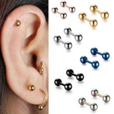 helixcartilage, Steel, Jewelry, cartilage earrings