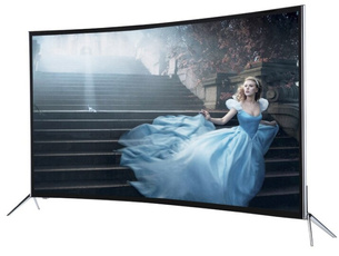Television, wifi, led, curvedtv