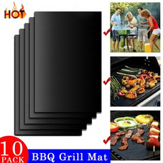 Grill, Picnic, Baking, Meat