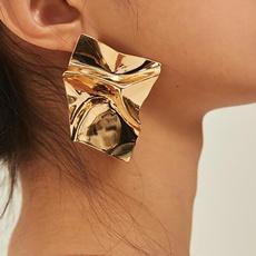 Jewelry, hiphopearring, Gold Earrings, elegantearring