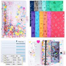 cashplannerorganizer, leathernotebook, Stickers, cashbinder