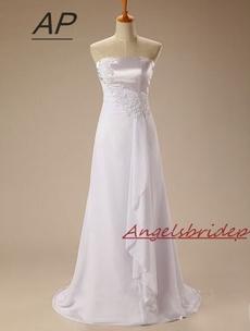 bridegown, gowns, chiffon, vestidodenoiva