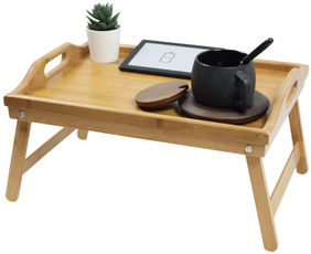 bedtraytable, Computers, Beds, bambootraytable