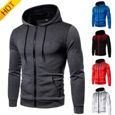 hoody sweatshirt, Fashion, Winter, casualhoodedcoat