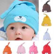 cute, hooded, Cap, baby hats