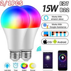 Light Bulb, Google, Night Light, wifibulb