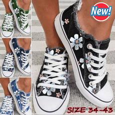 sneakersshoe, Plus Size, Lace, Classics
