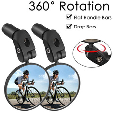 Bicycle, Sports & Outdoors, cyclingrearview, bicyclehandlebarbackmirror