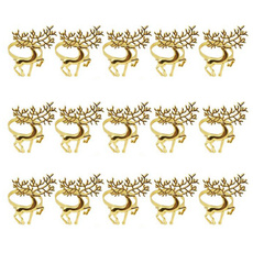 westerntabledecoration, Jewelry, gold, napkinring