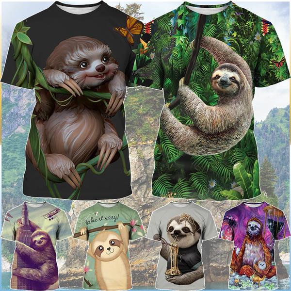 sloth, slothtshirt, Shirt, Mens T Shirt