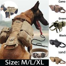 tacticaldogvest, Vest, Army, Pets