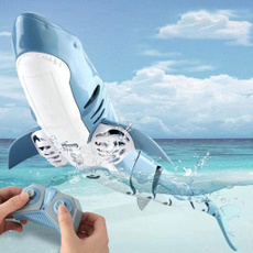 Summer, Shark, Toy, Remote