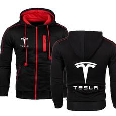 hooded, Men's Fashion, tesla, Cars