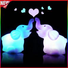 elephantledtoy, cute, led, Home Decor
