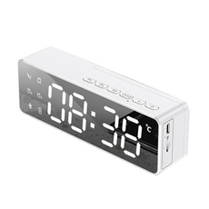 led, Clock, bluetooth speaker, deskclock