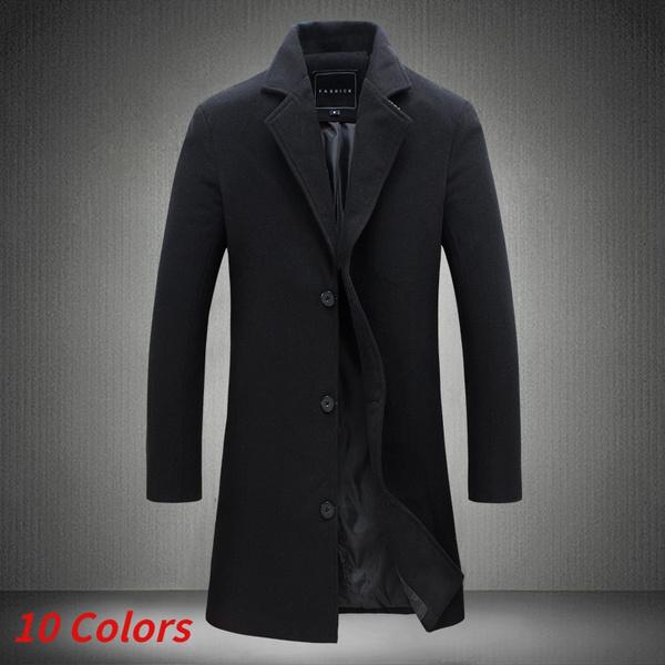 thickencoat, woolen, Fashion, Winter
